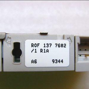 ROF 137 7602/1