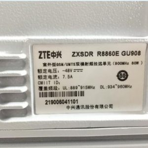 ZXSDR R8860E GU908